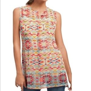 Cabi Avery Tunic Top, Size S